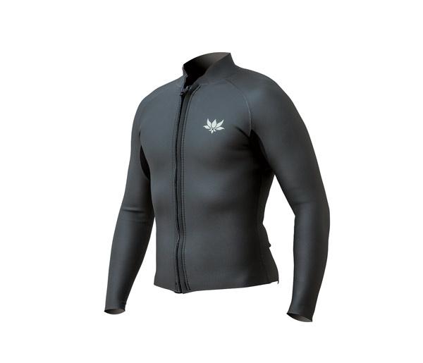 LS Jacket Front Zip